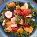 Kale Fruit Salad
