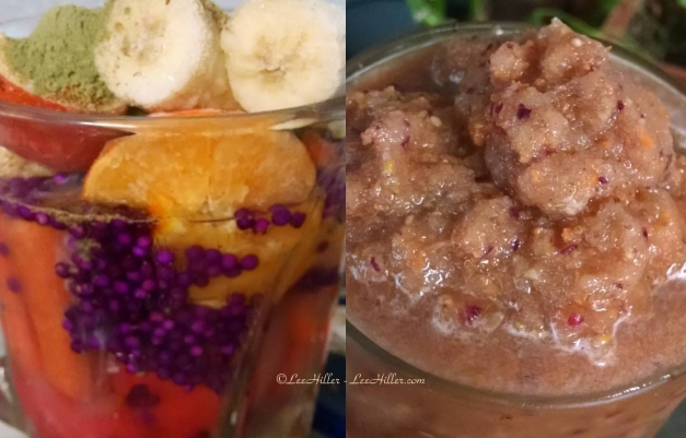 #Raw #Vegan Fruity Berry Carrot Superfood #Smoothie