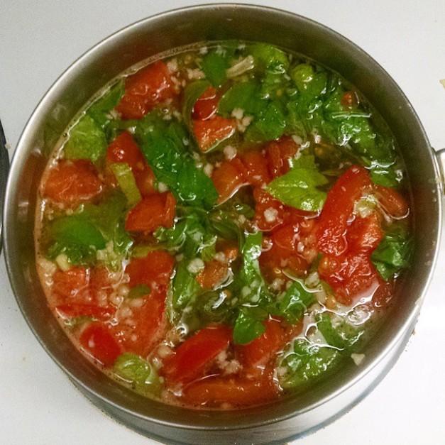 Live enzyme autumn boost #vegan #Soup