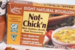 not-chick'n broth cubes