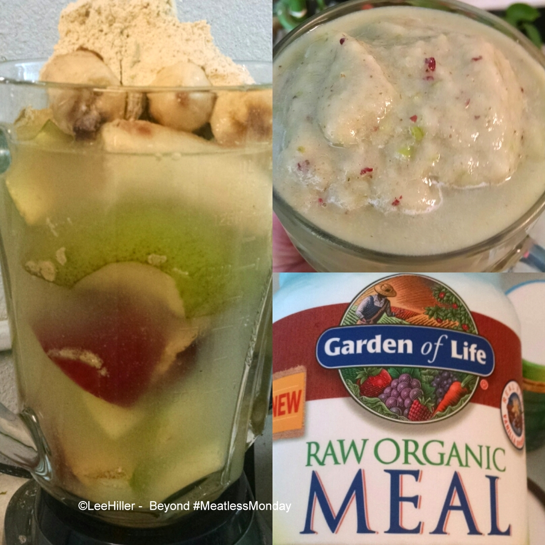 Garden Of Life Raw Organic Protein At Whole Foods