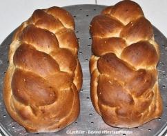 My Secret Vegan Challah (Bread) Recipe