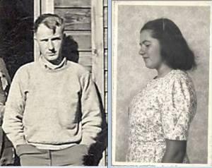 Lee Hiller - My Parents