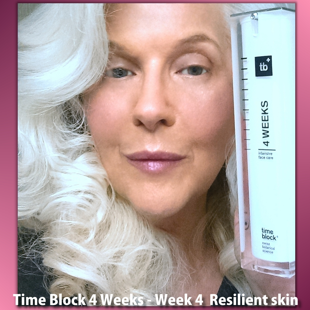 TimeBlock 4 Weeks Intensive Face Care – Week 4 Resilient Skin