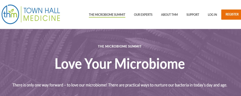 EARLY BIRD EXCLUSIVE – Can't wait for The Microbiome Summit and want full access now?